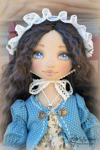 Коллекция кукольных фантазий: Асенька