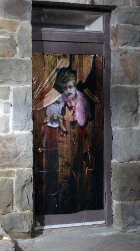 Zombie Door Cover:  Buy New: $6.00