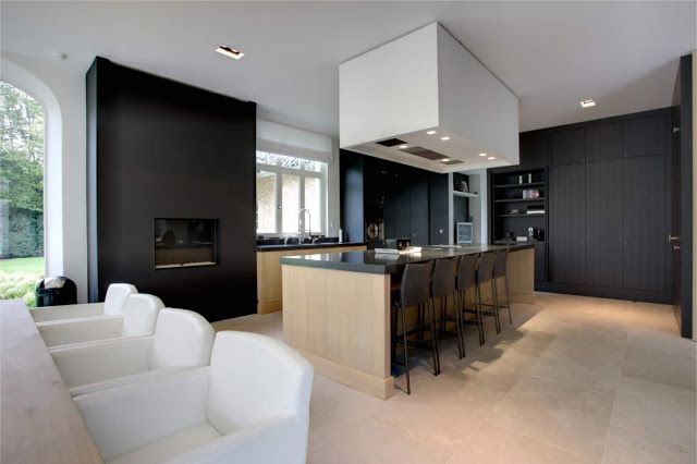 GOOD PROJECTS - BLOG: KITCHENS With BELGIAN STUDIO - a beautiful kitchen by Belgian studio Costermans-Projecten