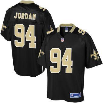 NFL Pro Line Men's New Orleans Saints Cameron Jordan Team Color NFL Jersey