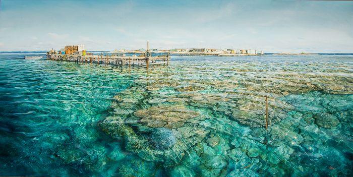 Burnett Island- Abrolhos