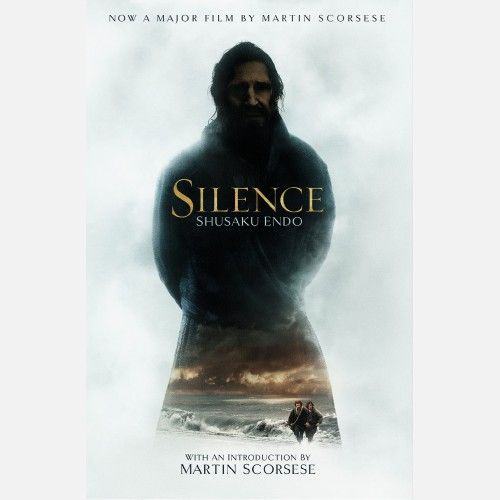 A special hardback edition of Shusaku Endo's masterpiece Silence to mark the release of Martin Scorsese's screen adaptation starring Liam Neeson, Adam Driver and Andrew Garfield.
