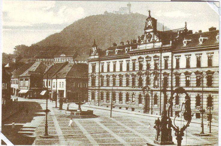 Starý Most 1.nám. Soud byl otevřen 4.10.1883 na místě první renesanční radnice.