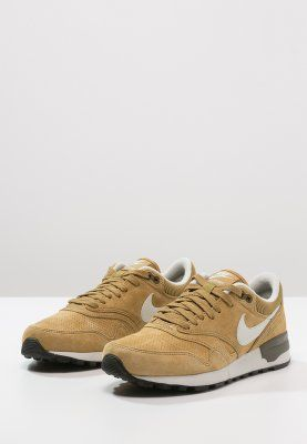 Nike Sportswear AIR ODYSSEY - Tenisówki i Trampki - golden tan/light  bone/iron