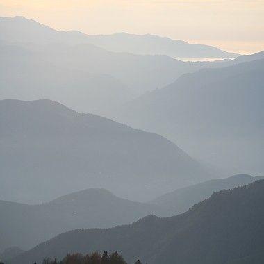 Şişli dağlar