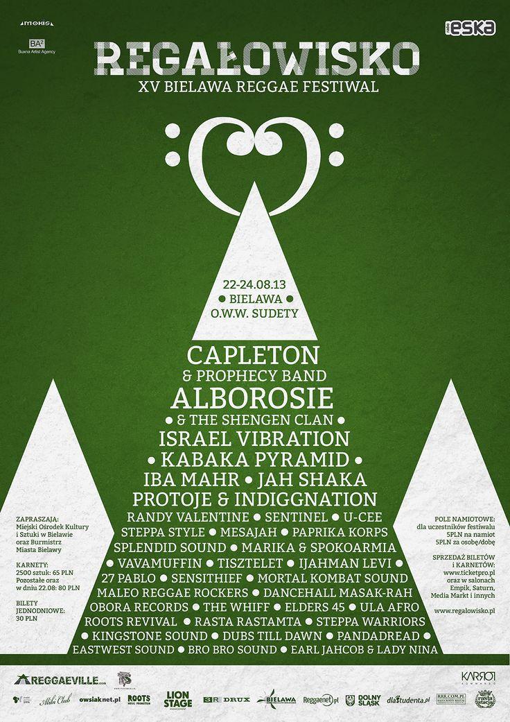 Regałowisko 2013 - Poster