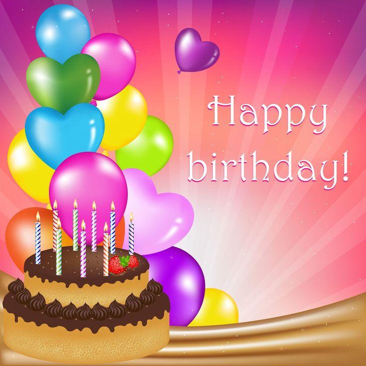 tarjetas de cumpleanos | de Feliz Cumpleaños, Tarjetas de Cumpleaños Animados, Tarjetas de ...