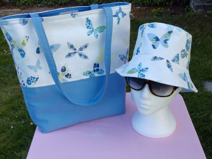 Handmade Sun Hats.  See Face Book - Felicity-Ann Bags