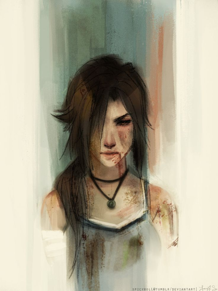 Tomb Raider by spicyroll on deviantART
