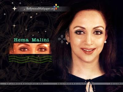 Bollywood Wallpapers: Hema Malini Wallpapers