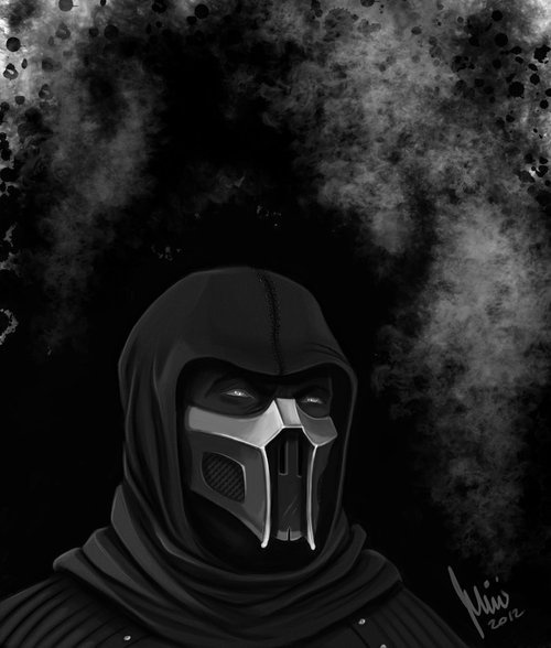 pin noob saibot smoke - photo #23