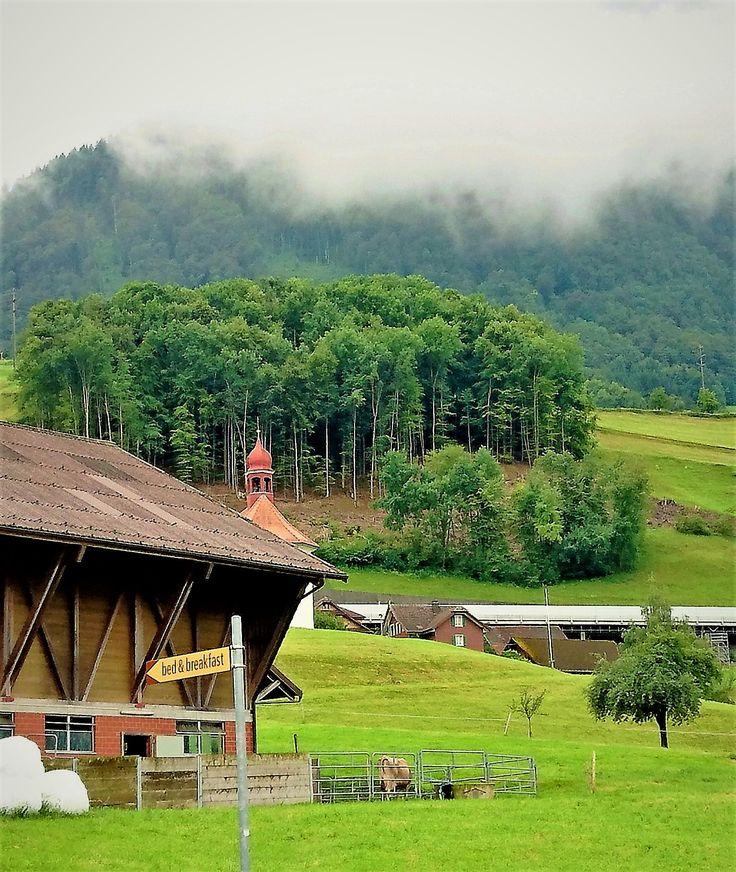 Beckenried, Switzerland.