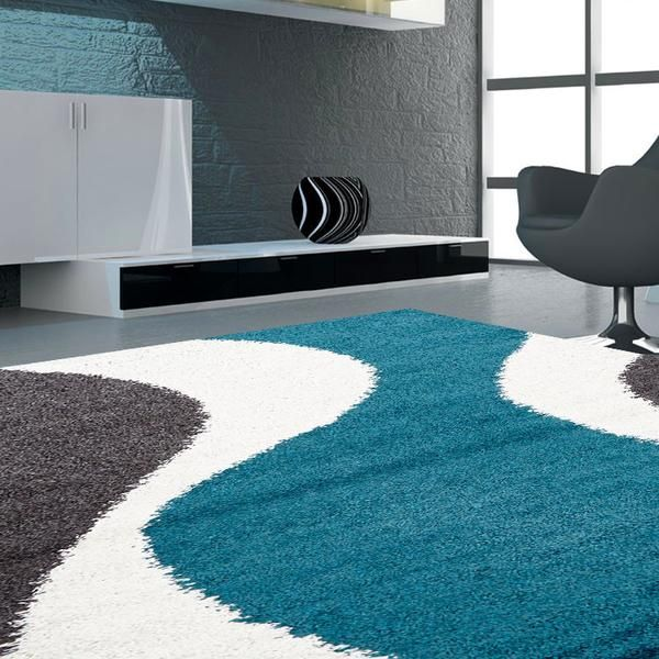 ENIGMA SHAGGY FLOOR RUGS CARPETS