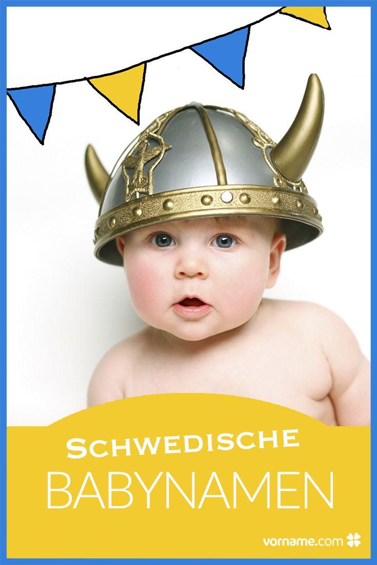 Schwedische Babynamen werden bei uns immer beliebter. Vielleicht ist auch ein schöner Name für Dein Baby dabei?