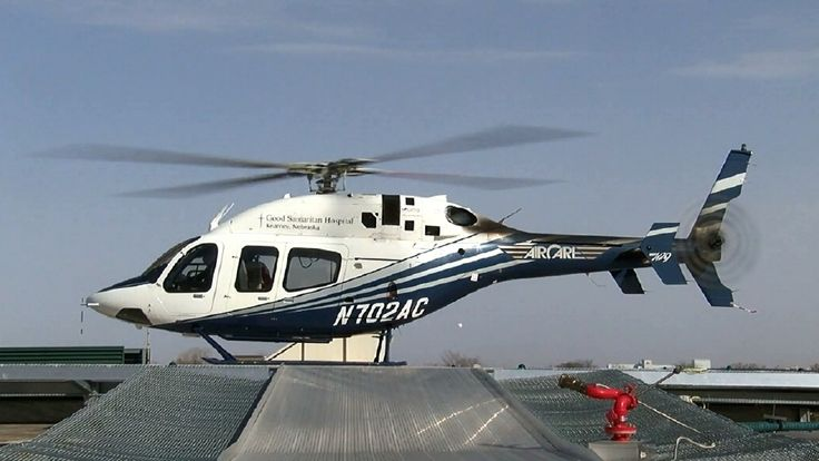 Good Samaritan's air care unit takes flight despite high winds | KHGI