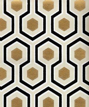 hexagon / verde wallpaper/Fundraiser and Special Event Inspiration /Art Deco/fall Fundraiser Inspiration