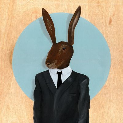 Rabbit by David Lynch