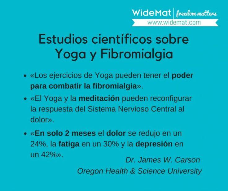 Fibromialgia: tratamiento con yoga y meditación