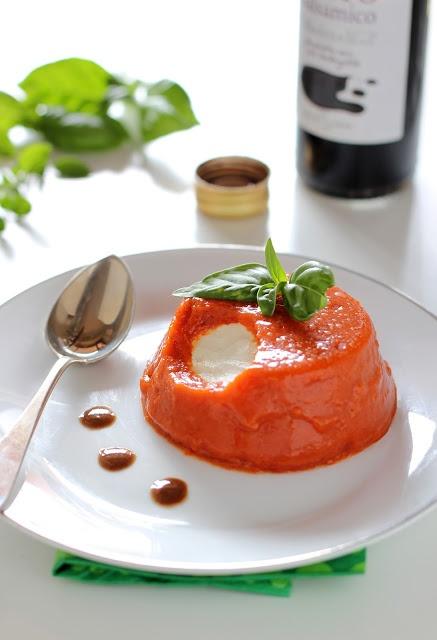 Gelée di Peperoni in Agrodolce e Robiola