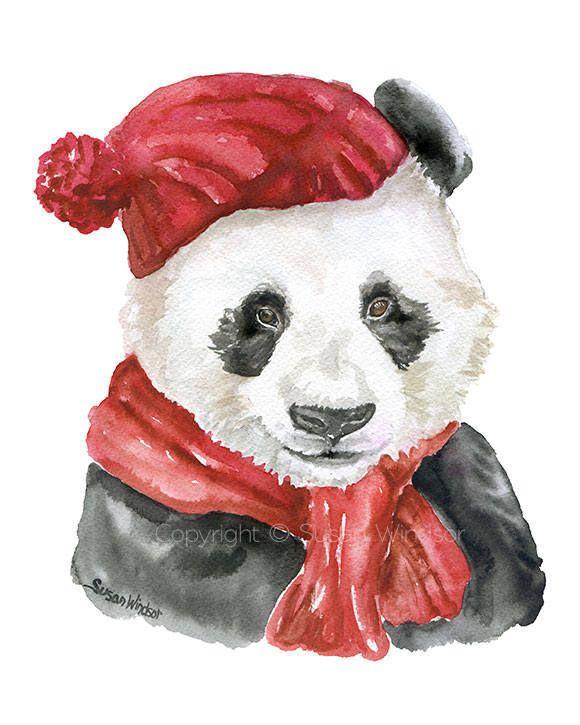 Картинки антистресс панда распечатать на весь лист