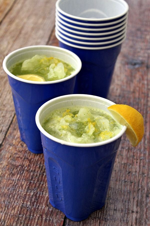 1000 ideas about electric lemonade on pinterest electric blue lemonade liquor and liquor drinks - Lemonade recipes popular less known ...