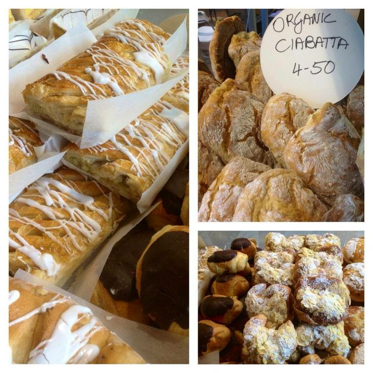 Gourmet pastries, cannoli, croissants, fresh breads and more, don't miss out!  Every Saturday from 7-11am at Marina Mirage Farmers Markets.