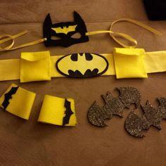 Diy batgirl costume