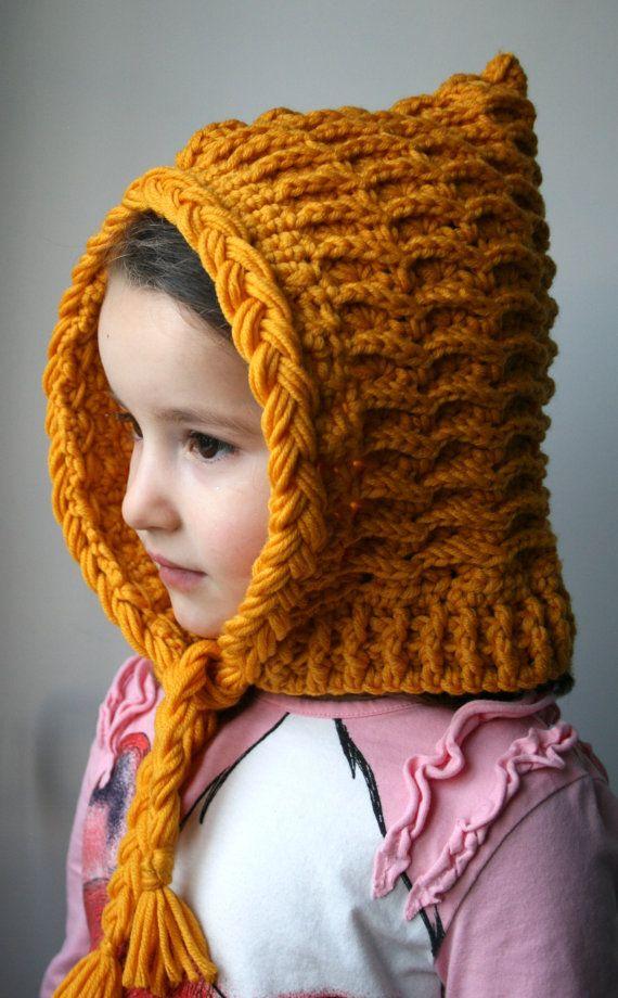 Crochet Pattern, pixie hat pattern by Luz Patterns #crochetpattern #crochet