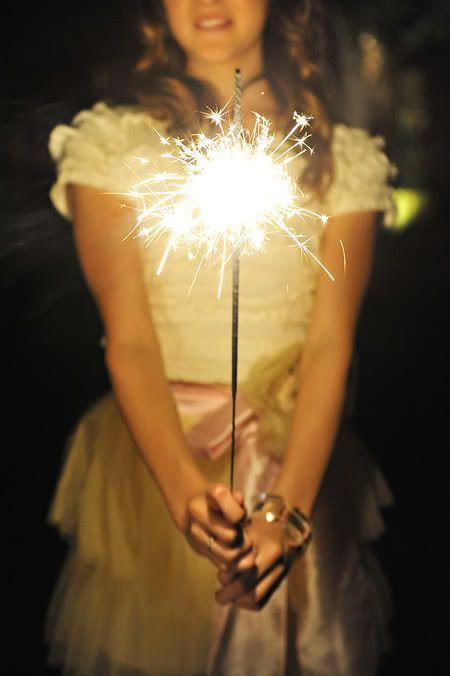 Cierge magique pour photo lumineuses