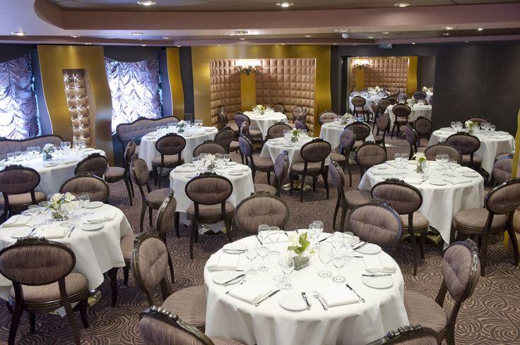 MSC Divina - The Black Crab Restaurant