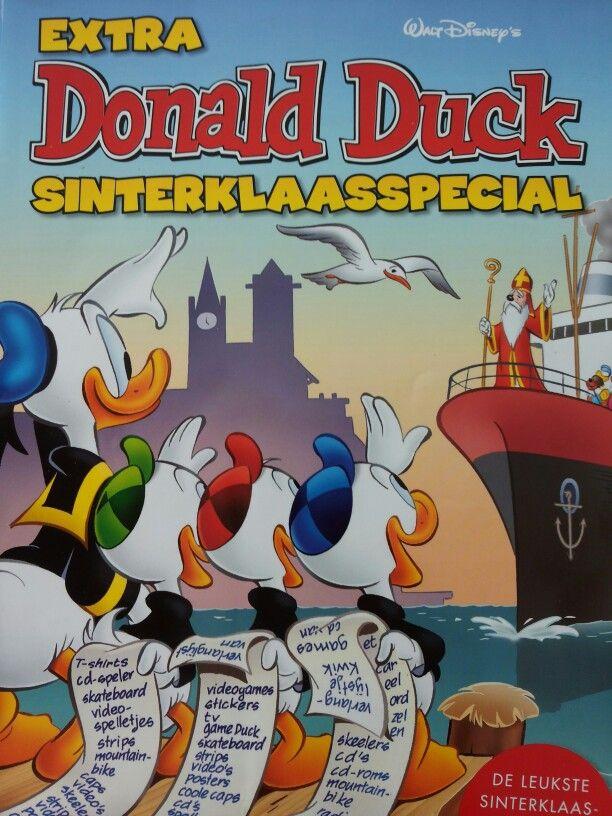 Sinterklaas 'cover' 2009