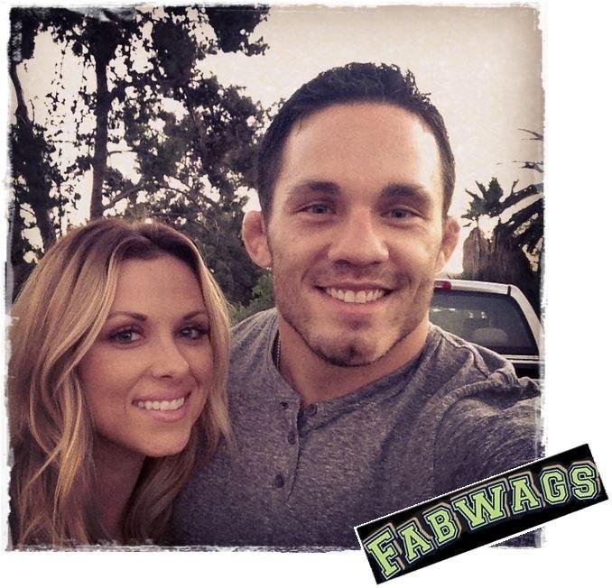 MMA fighter Jake Ellenberger's new girlfriend is our girl Mackenzie Fike