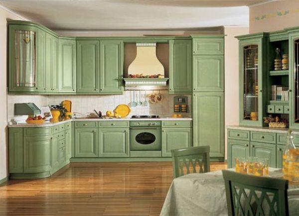 Cocina clásica - Classic kitchen 5