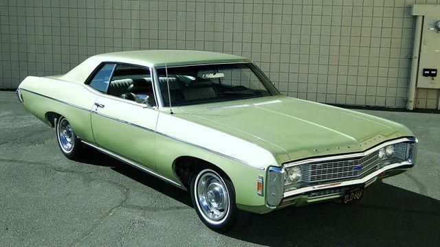 1969 Chevrolet Impala, mrimpalasautoparts.com