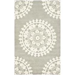 Rug for nursery: Lights Grey, Living Rooms, Color, Rugconstruct Materials, Area Rugs, Wool Rugs, Medallions Motif, Products, New Zealand