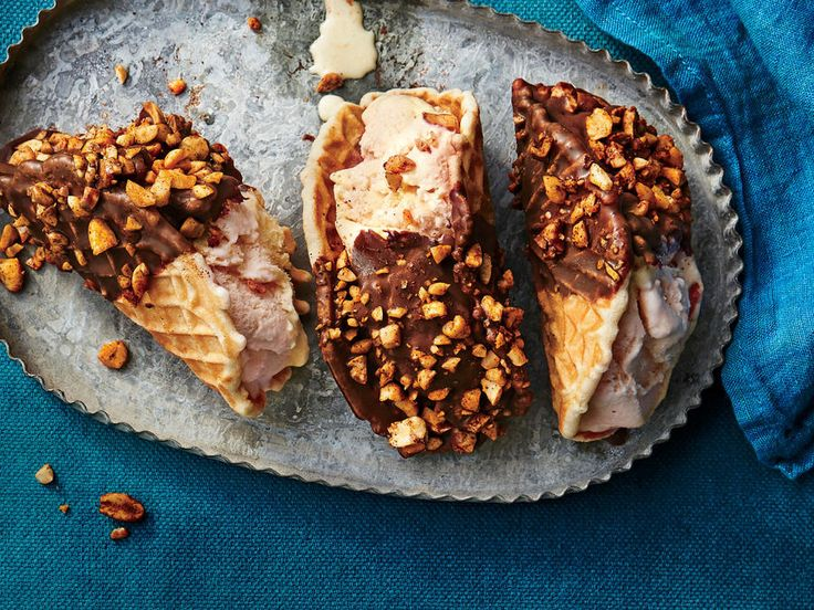 Learn how to make Chocolate-Dipped Tacos . MyRecipes has 70,000  tested recipes and videos to help you be a better cook