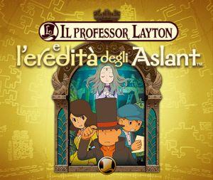 Il professor Layton e l'eredità degli Aslant