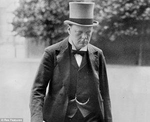 The Day Winston Churchill save the Har Horses - historical read