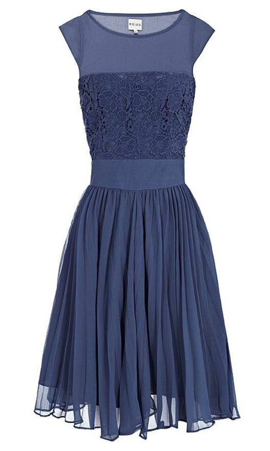 Reiss Embroidered Dress: Reiss Embroidered, Fashion, Style, Embroidered Dresses