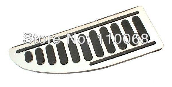 Нержавеющей Ног Отдых педаль Для Ford Focus Fiesta Mondeo Kuga Подножку подножка Педали Авто аксессуары