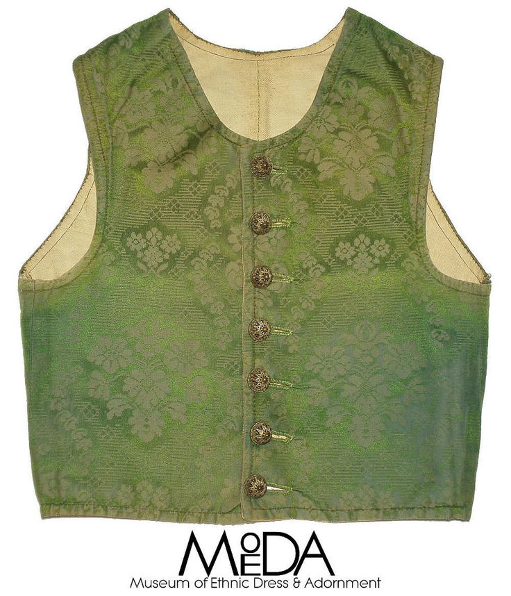 Woman's vest from Myjava area, Slovakia. Museum of Ethnic Dress & Adornment http://flickr.com/ethnicdress