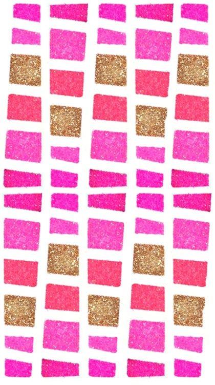 making patterns// viapaperfashion.net: Glitter Patterns, Iphone Wallpapers, Gold Glitter, Glitter Art, Paperfashion Net, Paper Fashion, Hot Pink, Pink And Gold, Fashion Illustrations