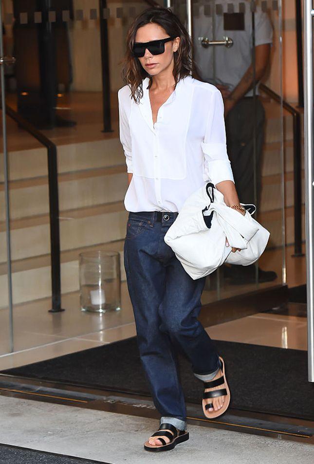 Фото знаменитостей на улицах города: звезды в повседневной жизни   Vogue   Мода   Тенденции   VOGUE