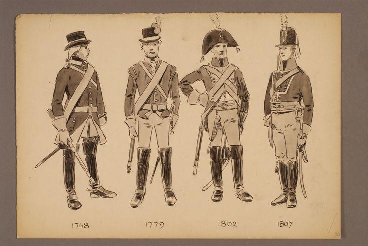Regiment of Västergötland 1748-1807 by Einar von Strokirch