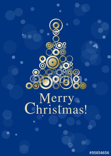 Vettoriale: Christmas Greeting Card