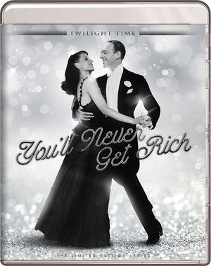 You'll Never Get Rich - Blu-Ray (Twilight Time Ltd. Region Free) Release Date: April 18, 2017 (Screen Archives Entertainment U.S.)