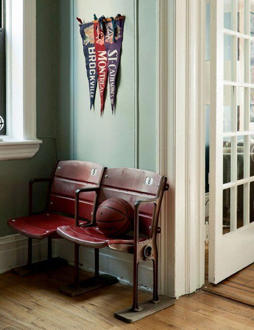 Grown-Up Sports Decor: Creative Ways to Show Your Team Spirit at Home