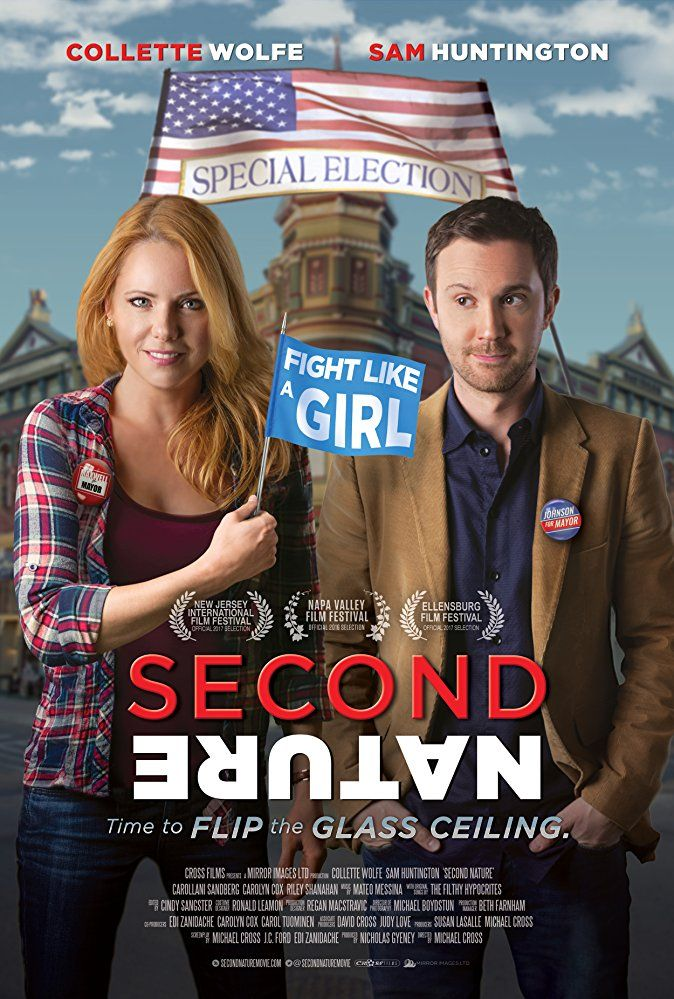 Directed by Michael Cross. With Collette Wolfe, Sam Huntington, Carollani Sandberg, Carolyn Cox. A woman and man compete in an unusual race for mayor when gender roles magically reverse.