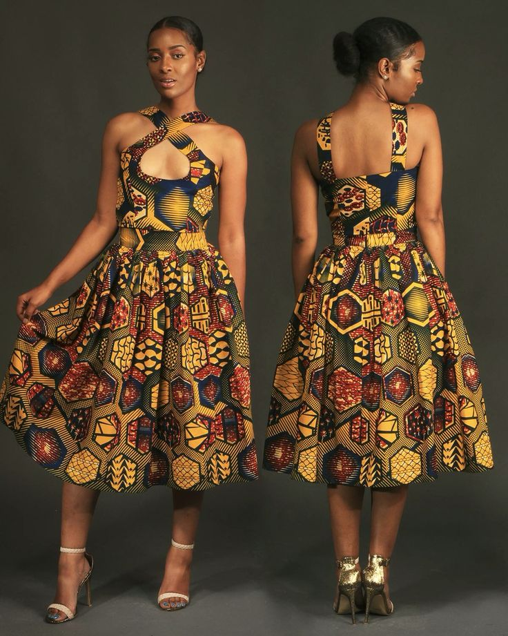 African Attire Sewing Patterns Image collections - origami ...