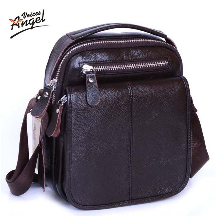 Genuine Leather Men bagsDesigner Handbags Shoulder Vintage Retro Cow Bags Men s Briefcase Oh just take a look at this! #shop #beauty #Woman's fashion #Products #homemade